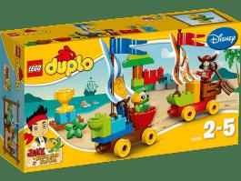 LEGO® DUPLO® Jake plażowe wyścigi