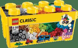 LEGO® Classic Stredný kreatívny box