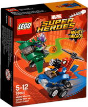LEGO® Super Heroes Mighty Micros: Spiderman kontra Zielony Goblin