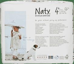 NATY NATURE BABYCARE Maxi+ 9-20 kg (25 ks) - jednorázové plienky