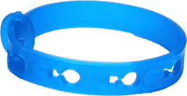 Repelentní náramek proti hmyzu modrá