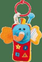 CANPOL Babies Plyšový telefón - slon