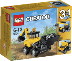 LEGO® Creator Vozidlá na stavbe