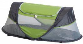 DERYAN Sunny Babybox cestovná postieľka - zelená