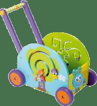 BOIKIDO drevený Môj prvý vozík Zajačik