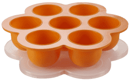 BEABA Multi-dávkovač na jedlo oranžový