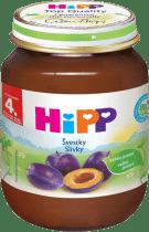 HIPP BIO ovocný príkrm Slivky 125g