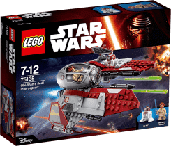 LEGO® Star Wars TM Jedi Interceptor™ Obi-Wana
