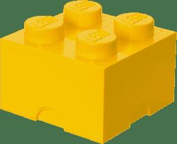 LEGO® Box do przechowywania rozmiar 3 żółty