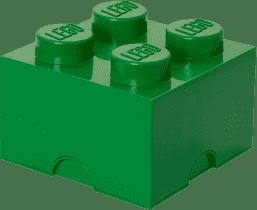 LEGO® Box do przechowywania rozmiar 3 ciemnozielony