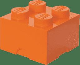LEGO® Úložný box velikost 3 oranžová