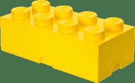 LEGO® Úložný box velikost 4 žlutá