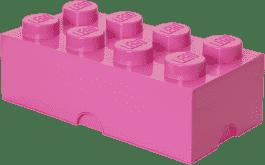 LEGO® Úložný box velikost 4 růžová