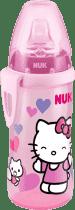 NUK FC Butelka PP Active Cup HELLO KITTY, 300 ml, silikonowy ustnik