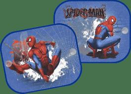 KAUFMANN Stínítka do auta Spiderman (pár)