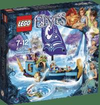 LEGO® Elves Naidina loď pre veľké dobrodružstvá