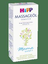 HIPP MAMA Olejek do masażu redukujący rozstępy dla mam 100ml