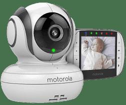 MOTOROLA MBP 36 S – digitální video chůvička