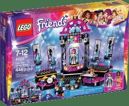 LEGO® Friends Scena gwiazdy Pop