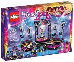 LEGO® Friends Pódium pre vystúpenie popových hviezd