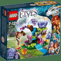 LEGO® Elves Emily Jones a mláďa veterného draka