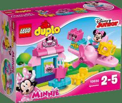 LEGO® DUPLO® Disney TM Minnie a jej kaviareň