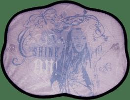 KAUFMANN Osłony przeciwsłoneczne samochodowe Hannah Montana (para)