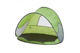 DERYAN Plażowy namiot – zielony