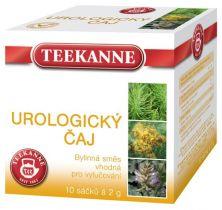TEEKANNE bylinný čaj - urologický čaj, 10 sáčků