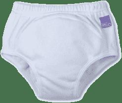 BAMBINO MIO Majtki treningowe 18-24 miesięcy – Białe