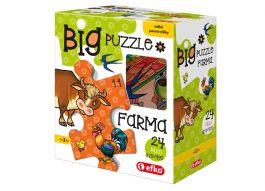 EFKO Puzzle BIG DVŮR BABY