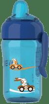AVENT Modrý kúzelný hrnček 340ml