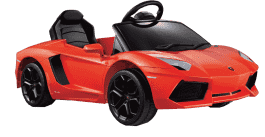 BUDDY TOYS Elektrické auto Aventador