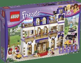 LEGO® Friends Hotel Grand v městečku Heartlake