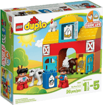 LEGO® DUPLO® Moja prvá farma