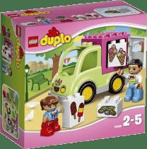 LEGO® DUPLO® Zmrzlinářská dodávka