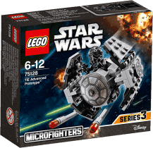 LEGO® Star Wars (tm) TIE Advanced Prototype™