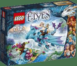LEGO® Elves Dobrodružstvo s vodným drakom