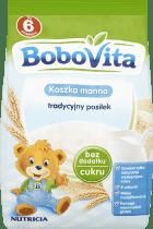 BOBOVITA Kaszka mleczna manna (230g)