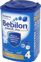 BEBILON Junior 4 z Pronutra+ mleko dla dzieci 2. roku życia (800g)