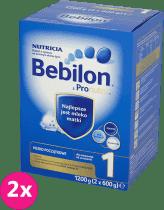 2x BEBILON 1 (1200g)