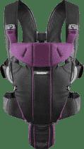 BABYBJÖRN Nosítko Miracle – Black/Purple