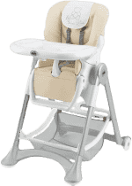 CAM CAMpione Jedálenská stolička ELEGANT - béžová