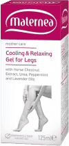 MATERNEA chladící a relaxační krém na nohy 125 ml