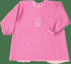 BABYBJÖRN Zástěrka na krmení a hraní Smock - Pink