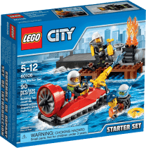 LEGO® City Fire Hasiči – Startovací sada