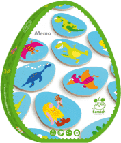 SCRATCH Memo Dino
