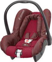 MAXI-COSI Citi SPS Fotelik samochodowy, kolor Carmine
