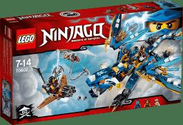 LEGO® Ninjago Jayův drak blesku
