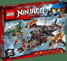 LEGO® Ninjago Twierdza Nieszczęścia